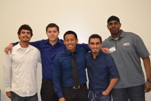 SDSU student participants for the MESA Research Academy